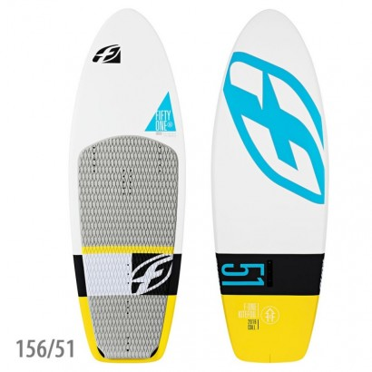 F-ONE FOIL CARBON + MITU CONVERTIBLE 5'8