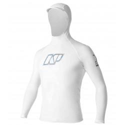 NP SURF JIGSAW HOODED ML XS