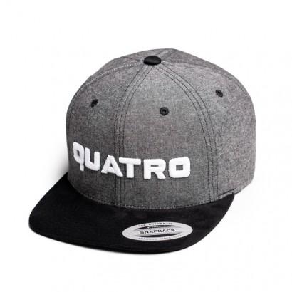 Quatro Lrg. Black Grey Black